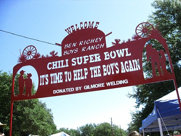 Boys Ranch Sign