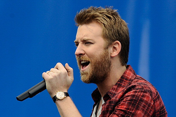 Charles Kelley,of Lady Antebellum