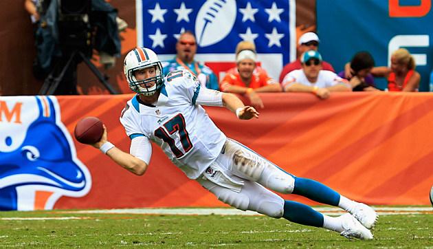 Ryan Tannehill, Miami Dolphins Quarterback