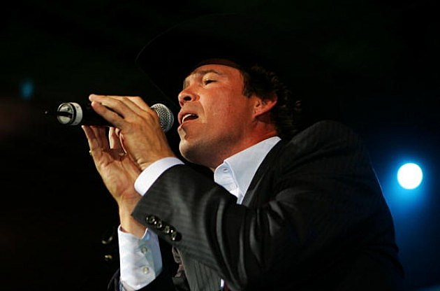 Clay Walker performs