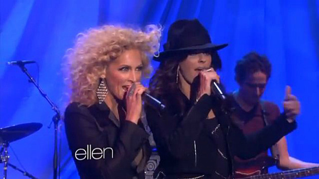 Little Big Town on the Ellen DeGeneres Show