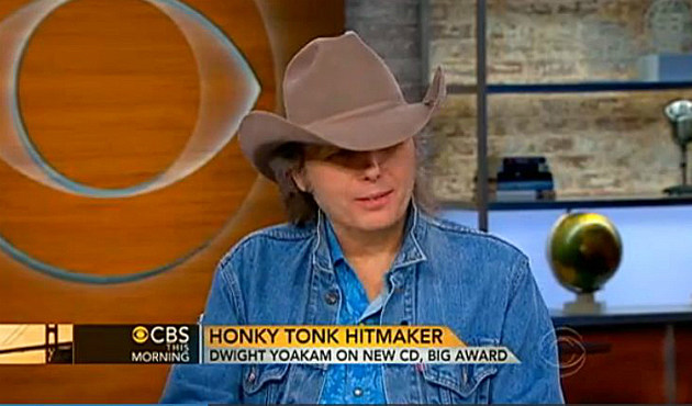 Dwight Yoakam on CBS This Morning