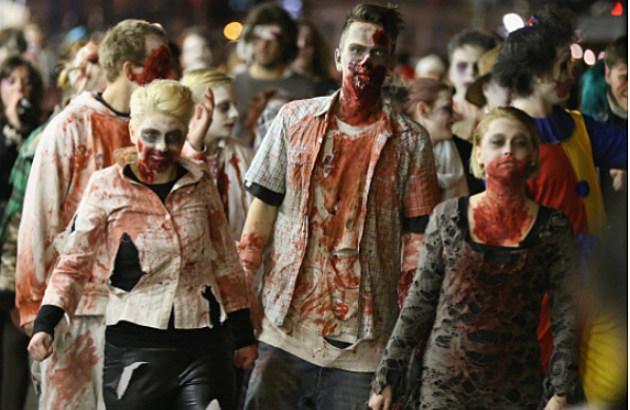 Buffalo Gap SurvivalFest and Zombie Run