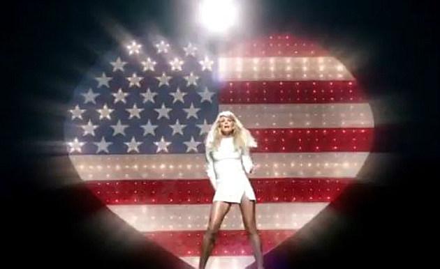Faith Hill 'American Heart' video