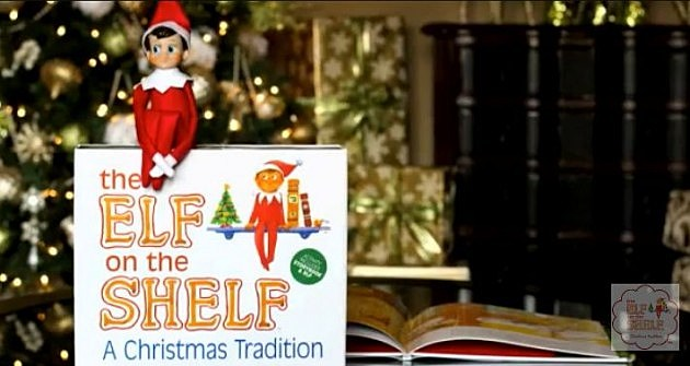 elf on a shelf 2