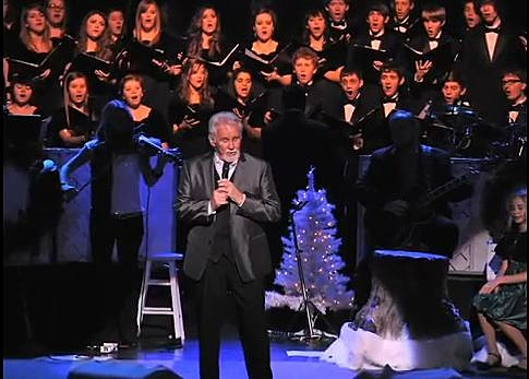 kenny rogers and choir