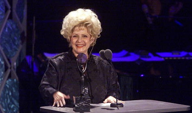 Brenda Lee at the 17th Annual Rock and Roll Hall of Fame