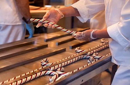 candy cane maker