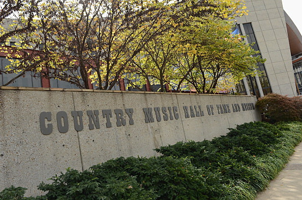 The Country Music Hall Of Fame Museum