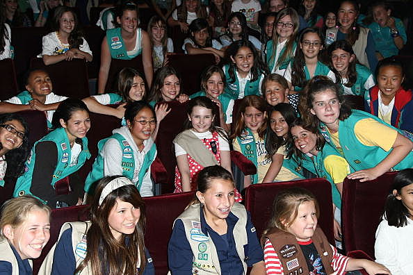 The Girl Scouts Of The USA