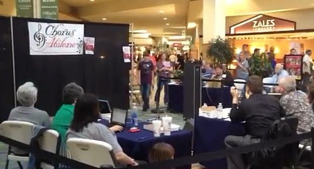chorus abilene abilene idol auditions