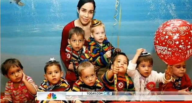 octomom and kids