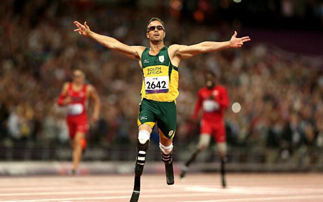 Olympic Sprinter Oscar Pistorius