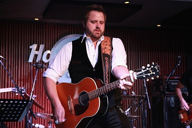Randy Houser performs during the BBR
