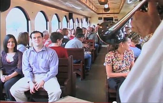 jazz wine train