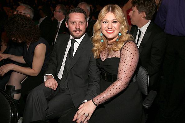 Kelly Clarkson and fiance Brandon Blackstock