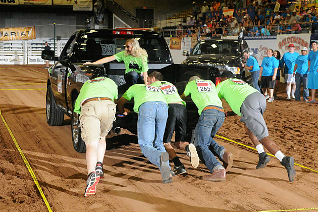 The Texas High School Rodeo Assoc Is Coming To Abilene