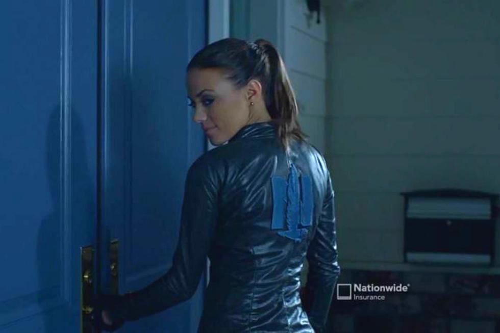 jana kramer stars in the latest nationwide insurance tv commercial