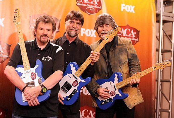 Alabama at American Country Awards
