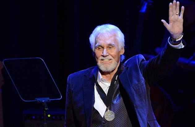 Kenny Rogers at the 2013 Country Music Hall Of Fame Medallion Ceremony