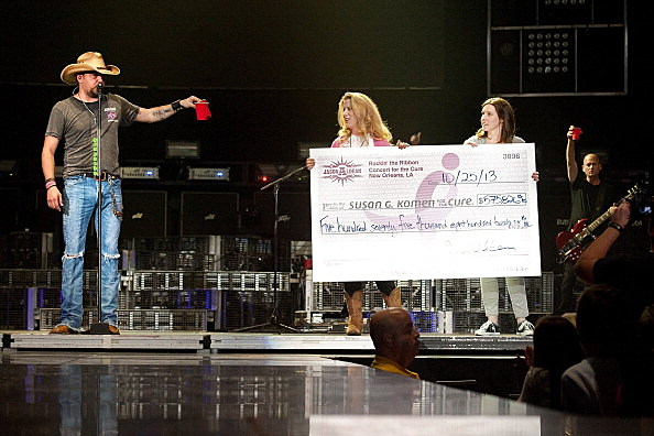 8th Annual Susan G. Komen Concert For The Cure