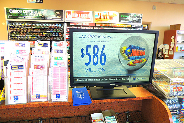 Mega Millions Jackpot grows