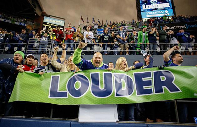 Seattle Fans 180667129