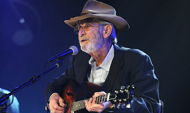 Don Williams Singing at ASCAP