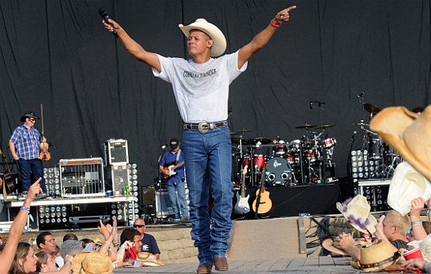 Neal McCoy performing