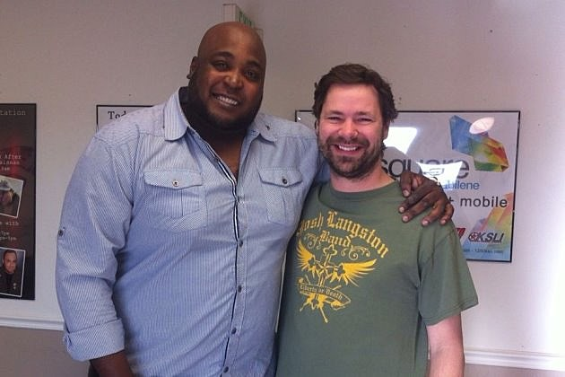 Big Joe Walker joins Dave on the KEAN Afternoon Show
