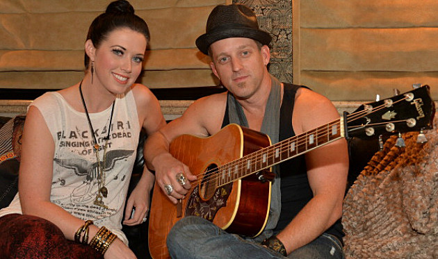 Thompson Square at home