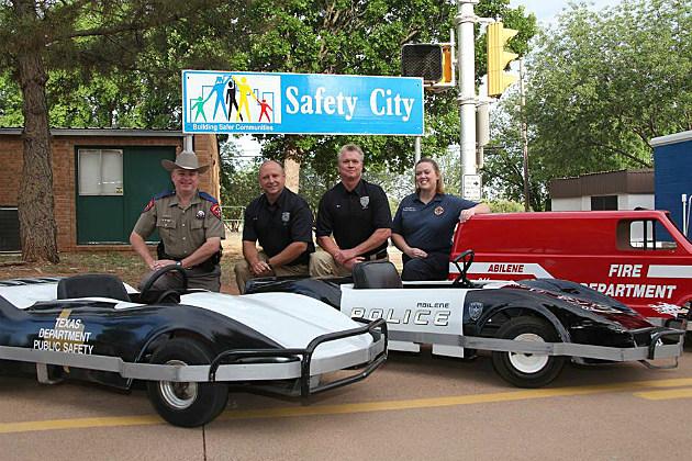 Melvin Martin Safety City Staff