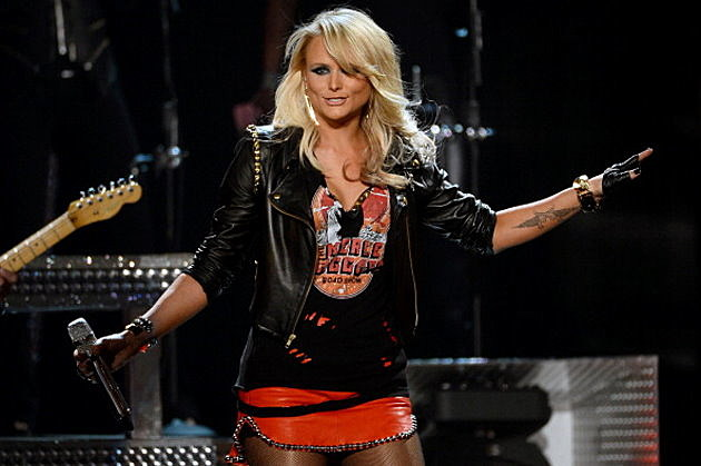 Miranda Lambert at the 2014 Billboard Music Awards