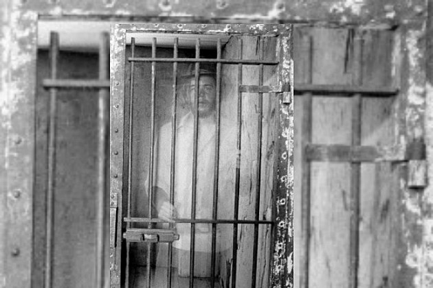 The Ghost in the Buffalo Jail