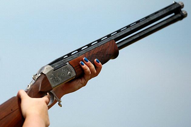 Skeet she shoots