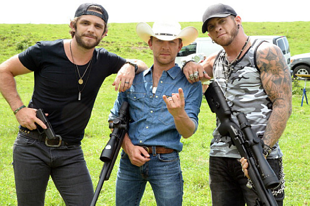 Thomas, Justin and Brantley