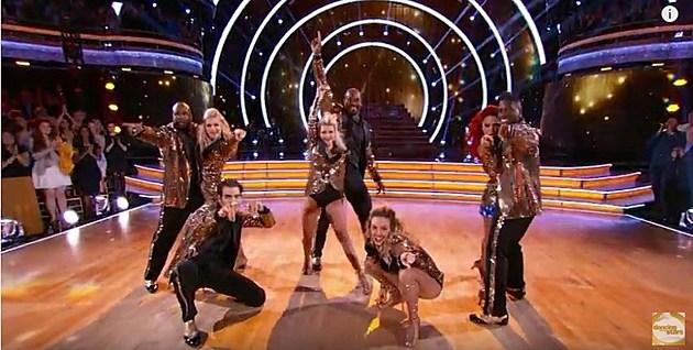 Team Dance 'James Brown'