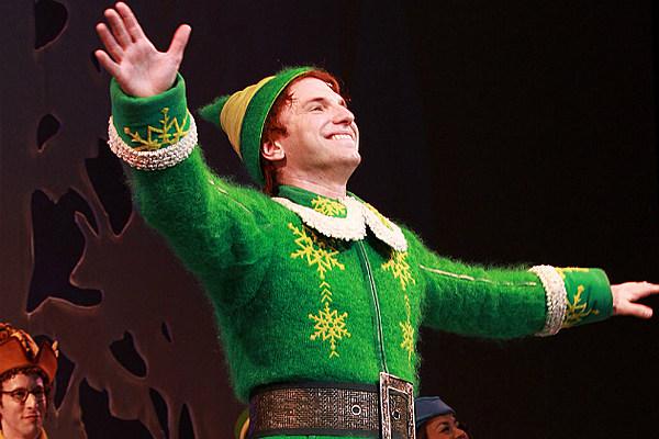 Elf The Musical Touring November