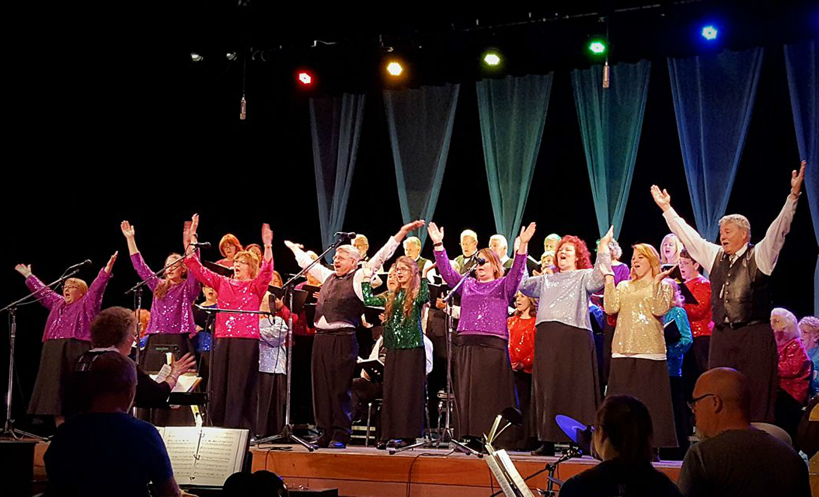 Photo by: Facebook/Celebration Singers, Inc